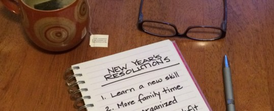 5 Success Strategies for your New Year's Resolution
